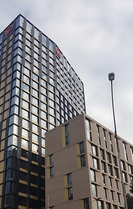 Iglu Melbourne City Exterior
